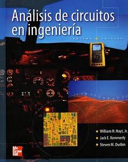 [Libro] Análisis de Circuitos en Ingeniería Hayt & Kem