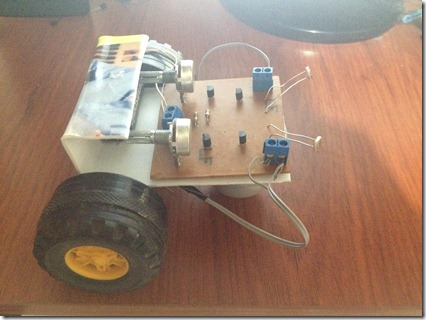 Como hacer un Robot seguidor de luz